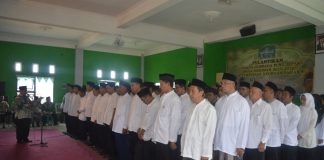 pelantikan lembaga-lembaga NU Jepara