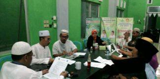 rapat halal bihalal nu-muhammadiyah