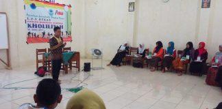 Pelatihan Jurnalistik SMK Kholiliyah Bangsri
