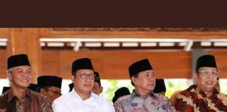 menag dan gubernur jawa tengah di agenda pembukaan MQK Nasional di balekambang