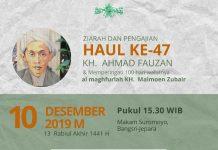 Haul KH Ahmad Fauzan